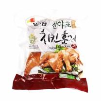 참프레 훈제 닭고기(550G)