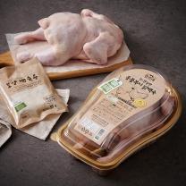 참프레 동물복지 닭 (백숙용)(1.1KG)