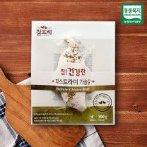 해빗 파스트라미 닭 가슴살(100)