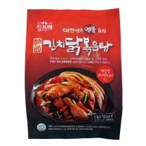 김치 닭볶음탕 (매운맛)(830G)