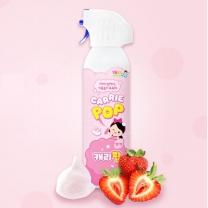 캐리팝 목욕 거품놀이 (딸기향)(200ML)