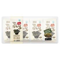 광천 구운 파래식탁김(20장*6봉)