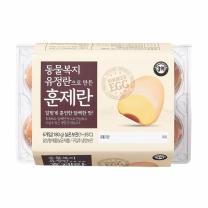동물복지유정란으로 만든 훈제란(6입/180G)