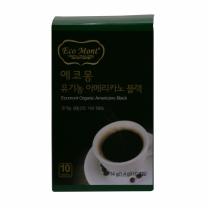 에코몽 유기농 아메리카노 블랙(1.4G*10입)