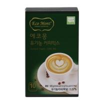 에코몽 유기농 커피믹스(12G*10입)