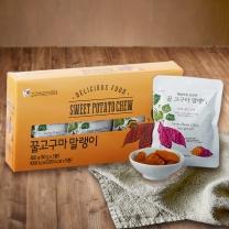 꿀 고구마 말랭이(60G*5입/박스)