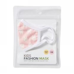 아동 핑크토끼 마스크
