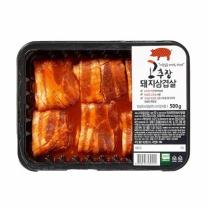 고추장 돼지삼겹살(500G)