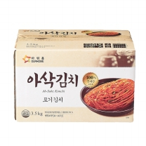 아워홈 아삭 포기김치(3.5KG)