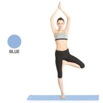 스포츠550 PVC 요가매트 (BLUE)(6mm)