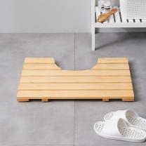 룸바이홈 소나무 욕실용 원목발판