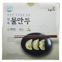 무농약 우리밀로 만든 물만두(300G)