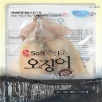 동해안 소프트 반건조오징어(90G/1미)