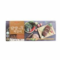 담양죽순떡갈비(3단분리)(540G)