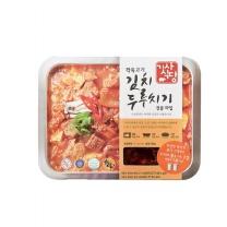 깍둑고기 김치두루치기(400G)