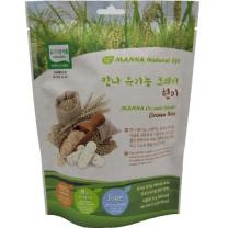 만나 유기농크래커 현미(22G)