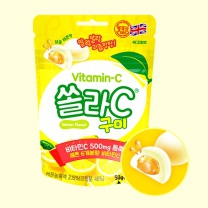 쏠라C구미 (레몬맛)(50G)