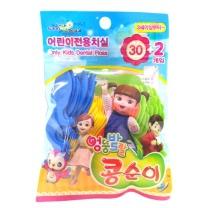 콩순이 어린이전용 치실(32개입)