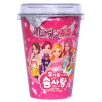 시크릿쥬쥬 유기농솜사탕(10G)