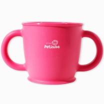 쁘띠누베 실리콘컵 (핑크)