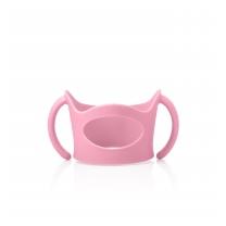 쁘띠누베 젖병 손잡이(핑크)