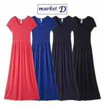 SKINSIZE BY SEKANSKEEN 여성 캡슬리브 드레스