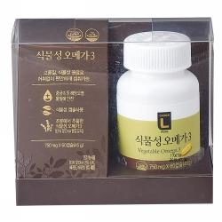 초이스엘프라임 식물성오메가3(750MG*60캡슐)