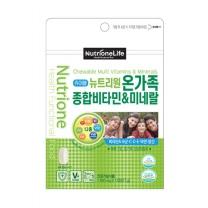 온가족 종합비타민&미네랄(1,500MG*14정)