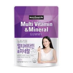 뉴트리원 멀티비타민&미네랄 구미(4G*15구미)