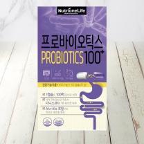 뉴트리원 프로바이오틱스 100플러스(450MG*60캡슐)