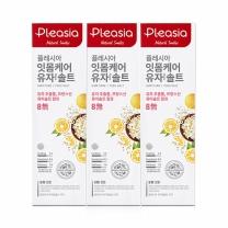 플레시아 치약 (유자솔트)(100G*3입)