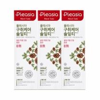 플레시아 치약 (솔잎티)(100G*3입)