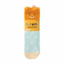카카오 여아동캐릭터수면양말(3족)