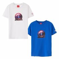 K1805NT51 캡틴A 방패 티셔츠