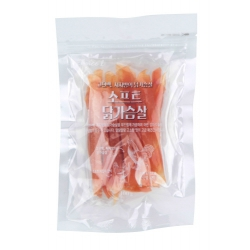 초이스엘 소프트 닭가슴살 슬라이스(100G)