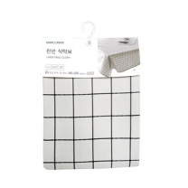 룸바이홈 패턴방수 식탁보(120*145CM)
