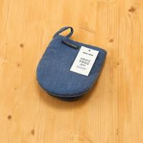 룸바이홈 코튼워싱 주방장갑 (블루)(13×20CM)