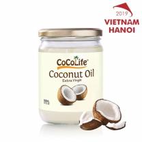 코코라이프 코코넛오일(500ML)