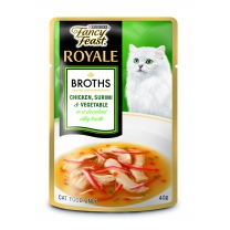 팬시피스트 로얄 브로스 (닭고기&야채)(40G)