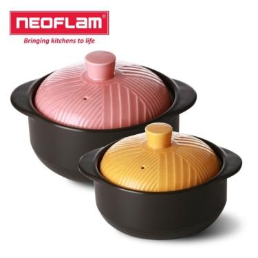 네오플램 무균열 뚝배기 (대/중/소)