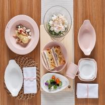 [룸바이홈 키친] 건강한 식탁! 니콜 식기 시리즈