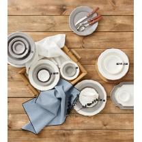 [룸바이홈 키친] 프렌치 시크 로맨틱 식기! 잔느 시리즈