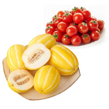 ★주간 특가★<br>GAP 농산물 성주참외,대추 방울토마토