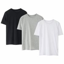 보나핏 유색/백색 티셔츠