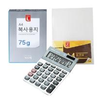 유용한 필수 사무용품 복사용지/파일/데스크정리