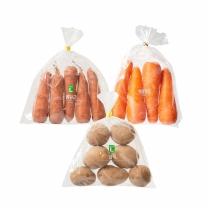 건강한 뿌리채소! 감자&당근