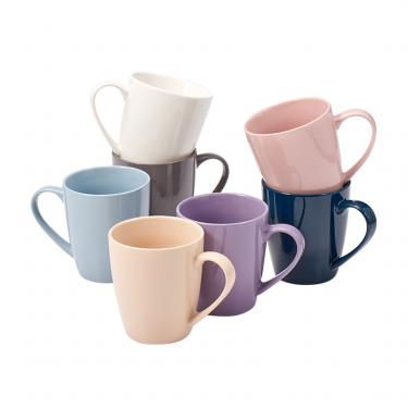 [룸바이홈 키친]<br>따뜻한 차 한잔! 컬러머그 7종
