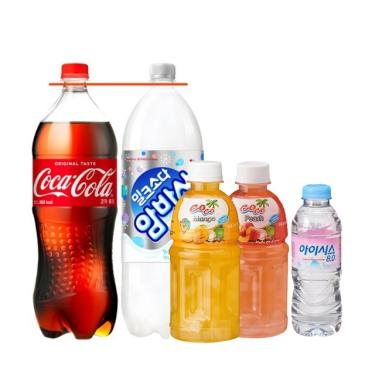 가을 나들이갈때 필요한 생수/음료/차 특가!