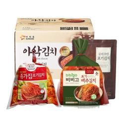 김장대신 포장김치