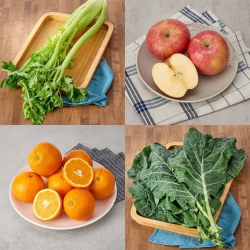 건강을 마시자!<br>갈아먹는 과일&채소